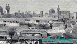 تاریخچه شهر مشهد