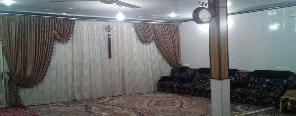 خانه مبله با اجاره ارزان قیمت و به صورت روزانه در شهر زیبای کاشان مرکز استان گلساران