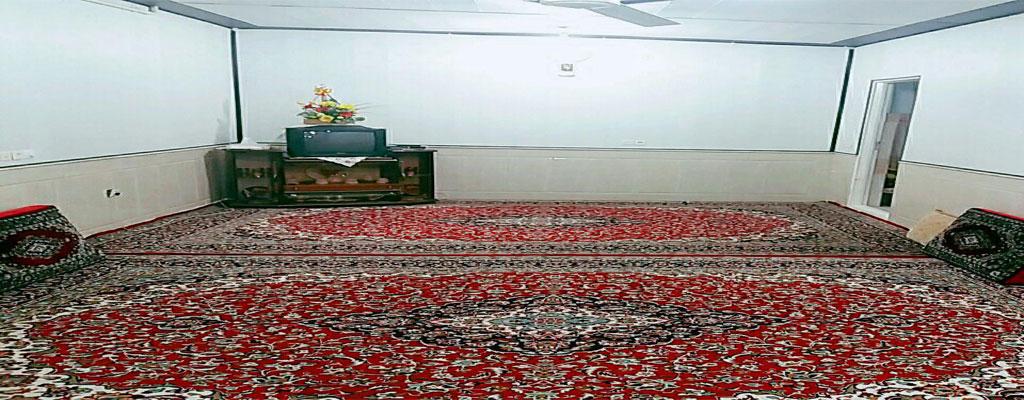 اجاره سوئیت مبله در شهر کاشان به صورت روزانه مرکز استان گلساران با قیمت ارزان