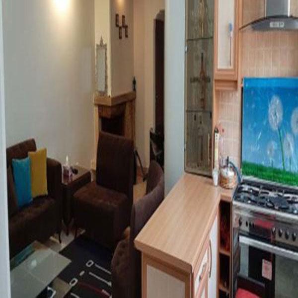 اجاره آپارتمان مبله به صورت روزانه در منطقه قلهک تهران با قیمت مناسب
