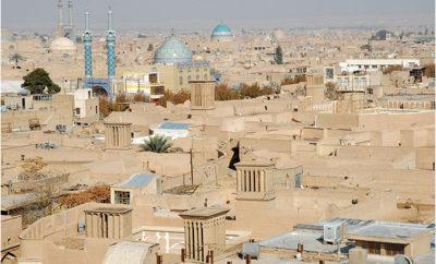 یزد شهر زیبای تاریخی و نزدیک کویر ایران و مناق توریستی و گردشگری جذاب و دیدنی