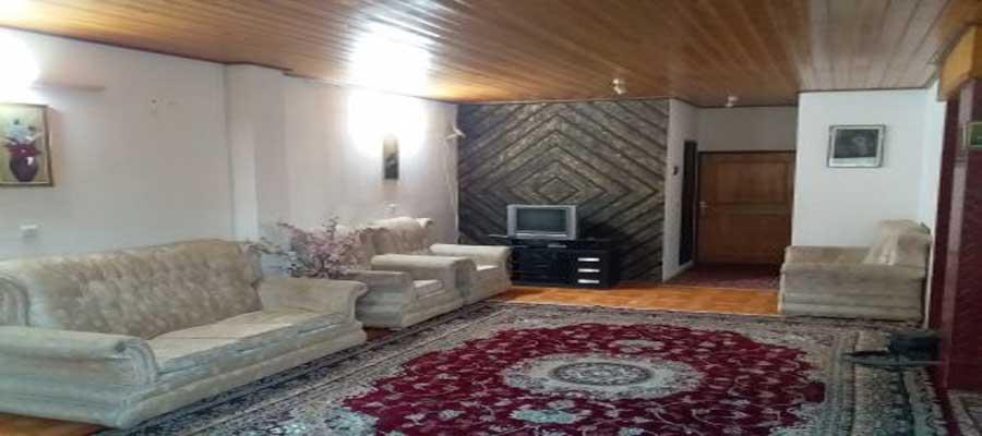 اجاره روزانه آپارتمان مبله 100 متری در محمود آباد با قیمت ارزان
