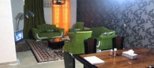 اجاره روزانه ارزانه 130 متری آپارتمان مبله در تهران – مطهری طبقه سوم