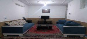 اجاره روزانه آپارتمان مبله ارزان در خانه مسافران سرداران شیراز
