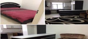اجاره روزانه آپارتمان در تهران با قیمت ارزان - رودکی تقاطع مرتضوی ۷۰ متری