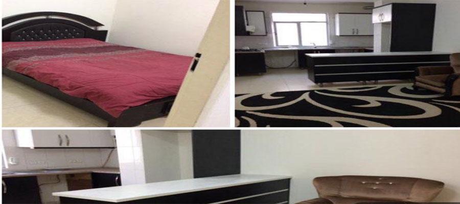 اجاره روزانه آپارتمان در تهران با قیمت ارزان - رودكي تقاطع مرتضوي ۷۰ متري