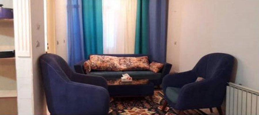 اجاره روزانه سوئيت مبله ارزان تهران پونك 55 متری - 3 نفر مهمان