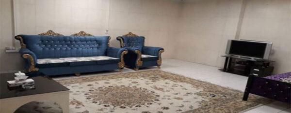 اجاره روانه آپارتمان مبله با قیمت ارزان در منطقه پاسداران تهران با امکانات