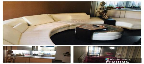 اجاره آپارتمان مبله در تهران 75 متری در پاسداران تهران , روزانه با قیمت ارزان