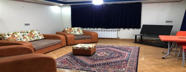اجاره روزانه آپارتمان مبله 80 متری در زرهی شیراز با قیمت ارازن و مناسب