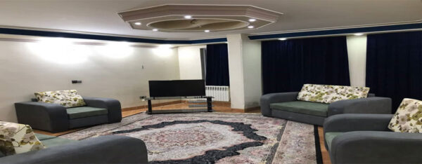 اجاره آپارتمان مبله 110 متری در زرهی شیراز به صورت روزانه و قیمت ارزان