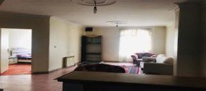 اجاره آپارتمان مبله 65 متری روزانه و قیمت ارزان در شاهین شمالی تهران - طبقه چهارم