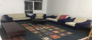 اجاره روزانه آپارتمان مبله 65 متری در منطقه شاهین شمالی تهران با قیمت ارزان