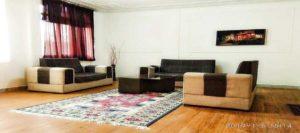 اجاره روزانه آپارتمان مبله 60 در پونک تهران با قیمت ارزان و امکانات رفاهی
