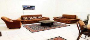 اجاره روزانه آپارتمان مبله 63 متری ارزان در تهران- پونک سردار جنگل