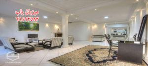 اجاره قیطریه آپارتمان مبله 110 متری در تهران - روزانه و قیمت ارزان
