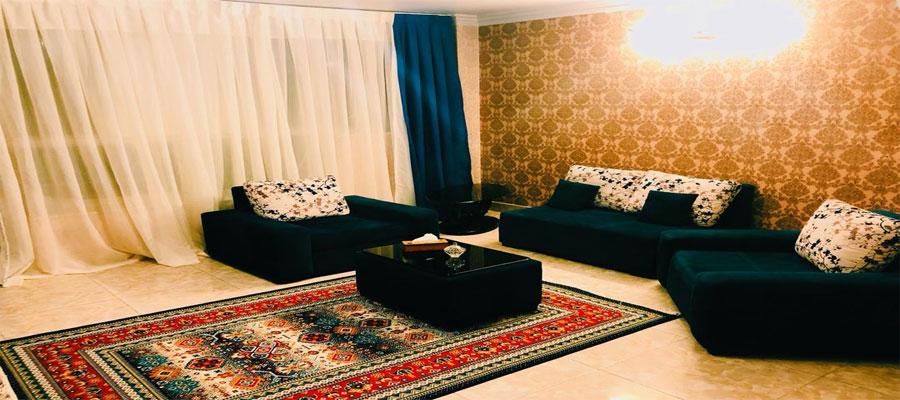 اجاره آپارتمان مبله 60 روزانه در تهران- باغ فیض با قیمت ارزان و مناسب