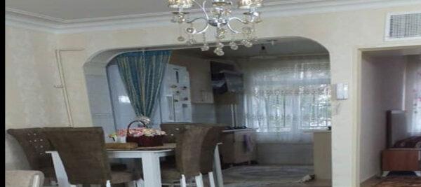 اجاره آپارتمان مبله 75 متری روزانه با قمیت ارزان در تهران منطقه جیحون