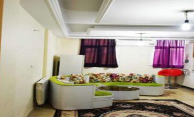 اجاره آپا رتمان مبله در طبقه سوم یک ساختمان در خیابان امام خمینی تهران با قیمت ارازن