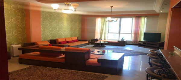 اجاره آپارتمان مبله روزانه در تهران منطقه زعفرانیه با قیمت مناسب و امکانات عالی