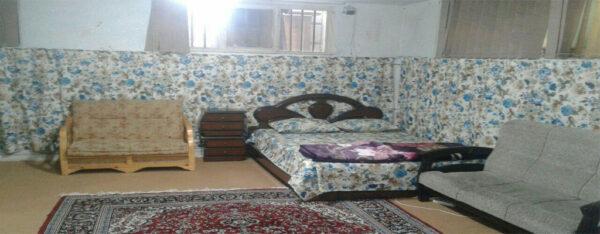 اجاره روزانه آپارتمان مبله در تهران با قیمت ارزان و با متراژ ۵۰ متر در طبقه زیر همکف