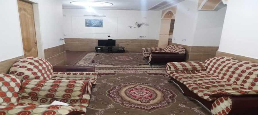 اجاره رازان و روزانه خانه مبله 110 متری در سرداران شیراز طبقه دوم