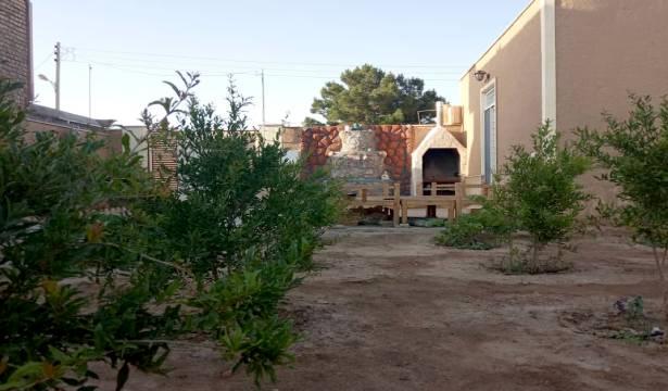 اجاره خانه کاشان باغ ویلایی ۴۸ متری دربستی و نوساز