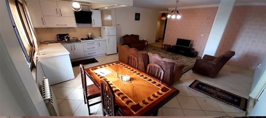 اجاره روزانه آپارتمان مبله تهران ۸۰متري كارگر جنوبي با قیمت ارزان