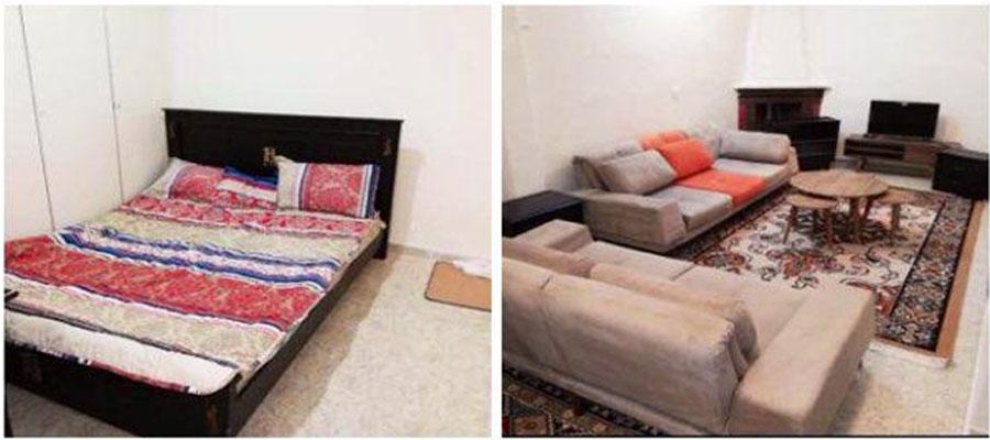 اجاره روزانه آپارتمان مبله در شرق تهران با قیمت ارزان - تهرانپارس