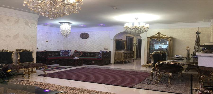 اجاره روزانه و ارزان آپارتمان مبله تهران كامرانيه شمالي
