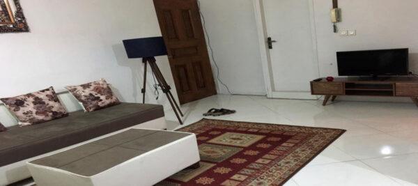 اجاره قیمت ارزان آپارتمان مبله 50 متری تهران - روزانه در گلبرگ غربي