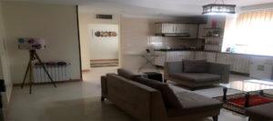 اجاره آپارتمان مبله 65 تهران - شریعتی به صورت روزانه و با قیمت ارزان