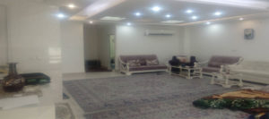 اجاره روزانه آپارتمان مبله 125 متری در ابهر زنجان با قیمت ارزان و مناسب