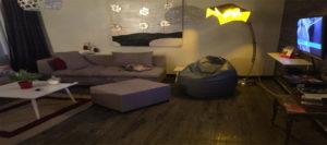 اجاره قیمت ارزان آپارتمان مبله 67 متری در صادقیه تهران به صورت روزانه