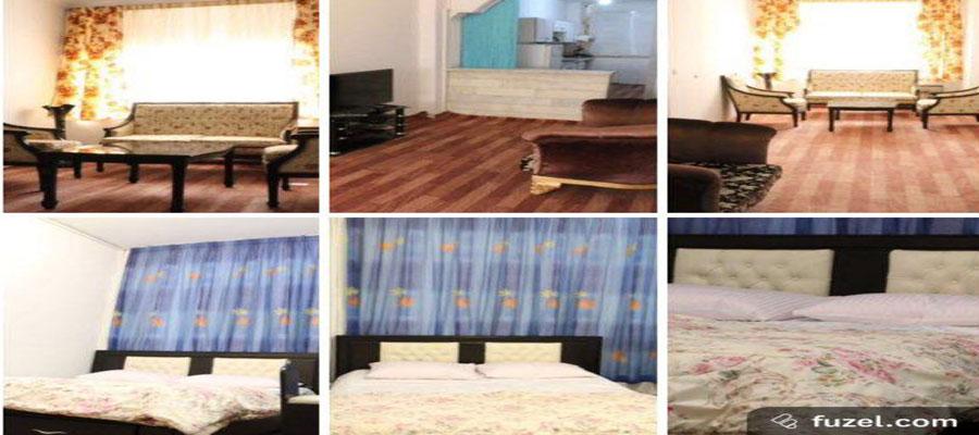 اجاره آپارتمان مبله ارزان ۵۰متري لوکس در تهران يوسف آباد