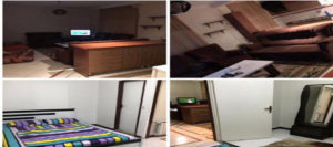 اجاره روزانه آپارتمان مبله ارزان 70 متری تهران پونک - باغ فیض