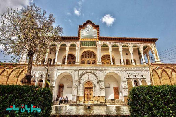 عمارت خسرواباد-سفر به کردستان
