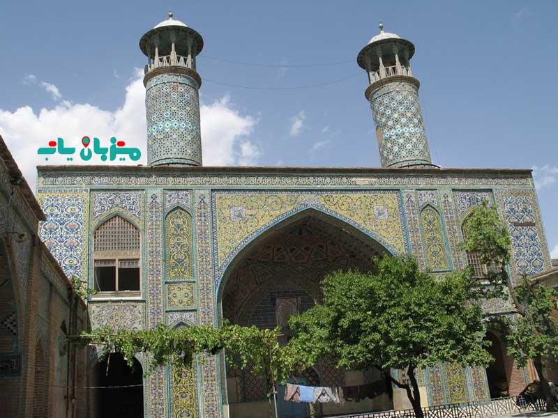 مسجد دارالاحسان-سفر به کردستان