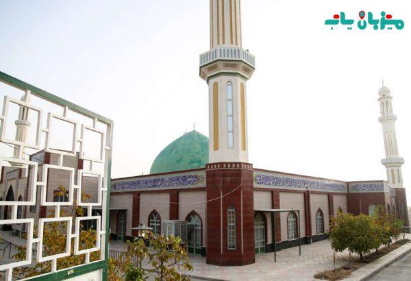 مسجد قبا-سفر به کردستان
