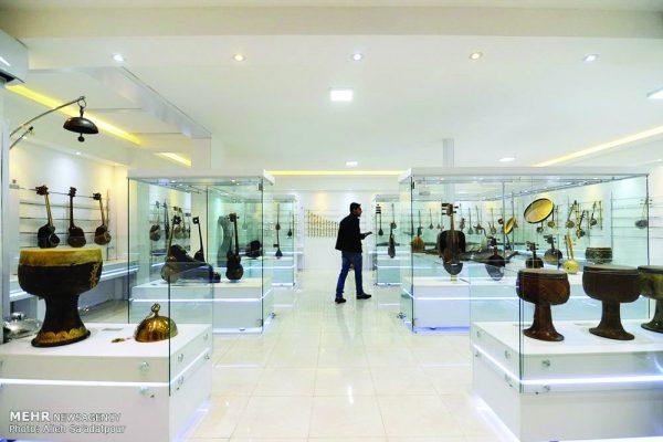 موزه موسیقی اصفهان(سپاهان)