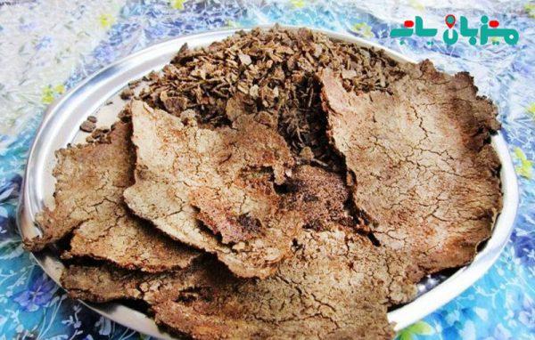 نان بلوط-غذاهای سنتی کردستان