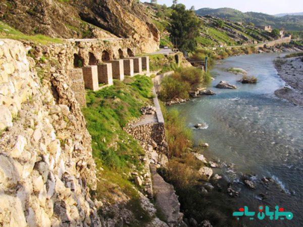 پل پرین - شهرستان گچساران