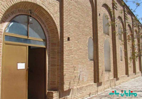 کلیسای سنندج-سفر به کردستان