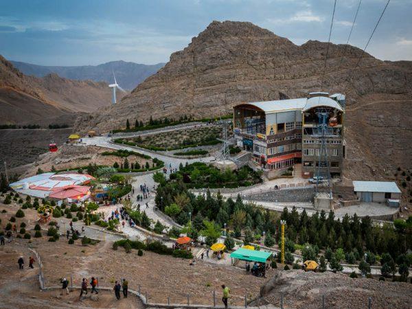 جاذبه گردشگری کوه صفه
