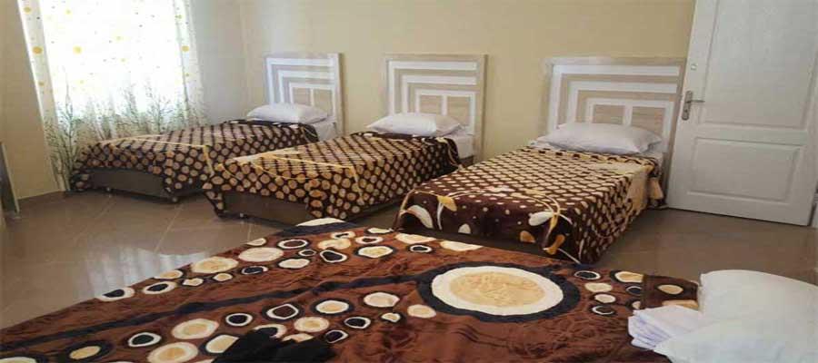 اجاره روزانه آپارتمان مبله 92 متری 8 تخته در شهر تبریز با قیمت ارزان