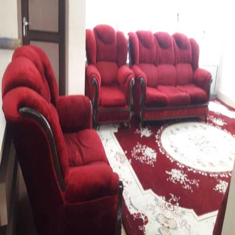 اجاره آپارتمان مبله روزانه در اصفهان 60 متری قیمت ارزان