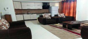اجاره روزانه آپارتمان مبله 110 متری در کیش دارای ظرفیت 4 نفر