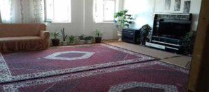 اجاره روزانه 140 متری ارزان قیمت آپارتمان مبله در اردبیل واحد 3