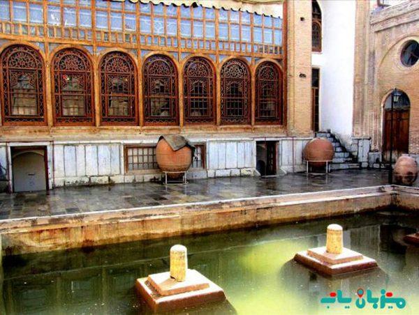 عمارت سالار سعید - سفر به کردستان