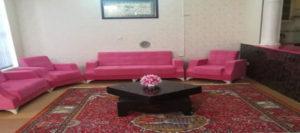 اجاره روزانه 110 متری ارزان آپارتمان مبله در شیراز میدان ولیعصر بلوار مولوی